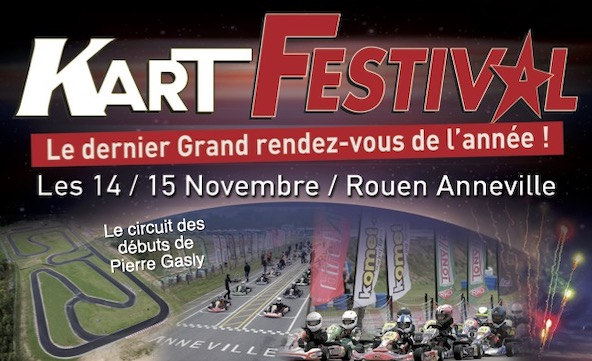 Stars of Karting-Classements provisoires apres Valence-2