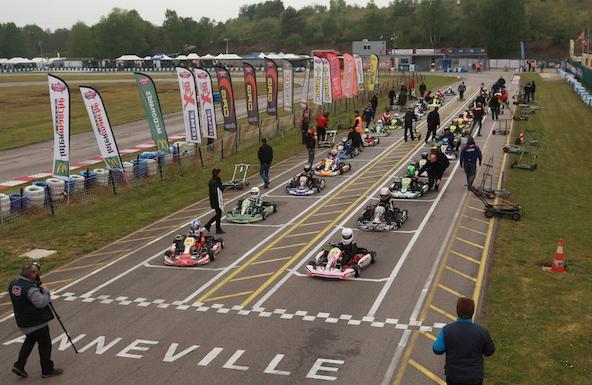 Stars of Karting-Kart Festival 2020 a Anneville c est bientot