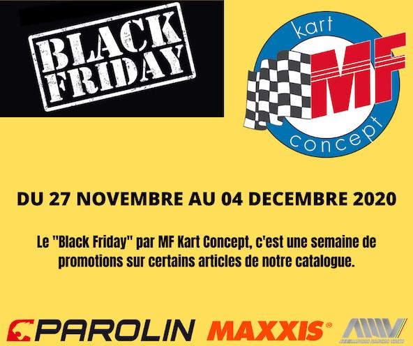 Black Friday en cours chez MF Kart Concept-1