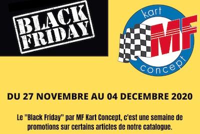 Black Friday en cours chez MF Kart Concept