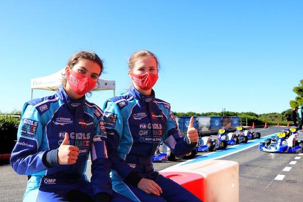 Girls on track-L attente pour la Francaise Doriane Pin finaliste-4