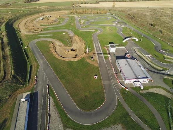 L'agrandissement du circuit de Muret, près de Toulouse, est en cours !