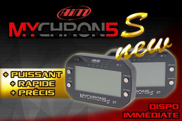 Nouvelles versions des systèmes AIM disponibles chez Action Karting
