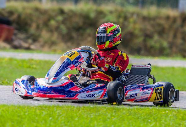 Elie Goldstein, Champion X30 Senior