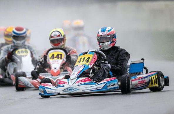 Sébastien Bielande, Champion en X30 Master