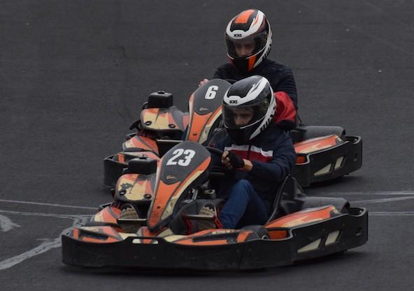 Selection Les lycees dans la course au Karting du Lissartel a Pers-5