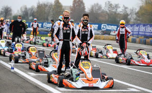 Grosse performance de CPB Sport en KZ2 à Castelletto