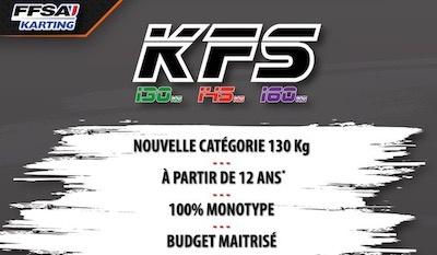 Le KFS se décline désormais en KFS 130 kg