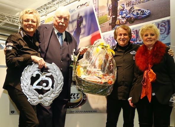 Botho Wagner, le créateur du Salon du Karting d'Offenbach, s'est éteint