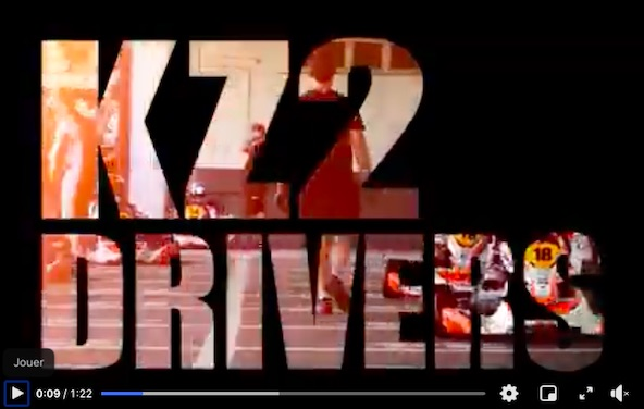 CPB Sport confirme son effectif 2021 en KZ et KZ2-2