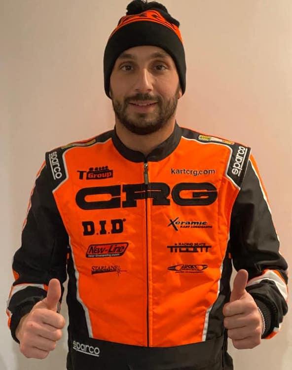 Champion du Monde 2020 Jeremy Iglesias passe chez CRG-10