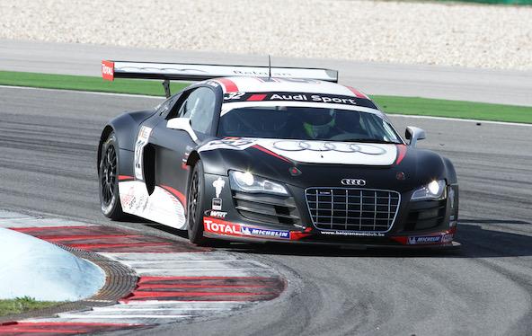Didier André, ex pilote Audi Sport