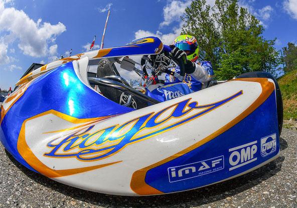 Praga et Formula K de retour en IAME-Le boss d IPK s explique-2