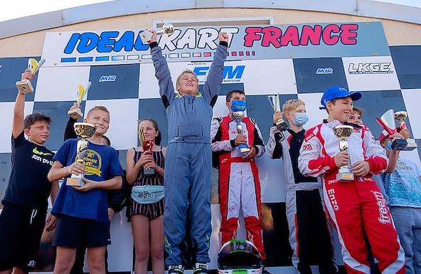 Photo Ligue Kart Grand Est