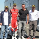 Stars of Karting: Prouteau et Leveque au Volant Feed Racing