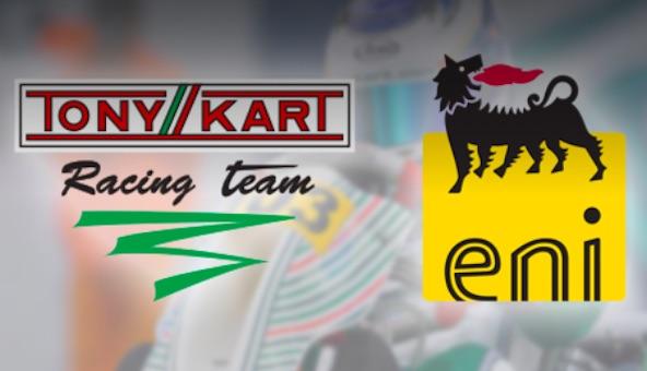 Tony Kart-Un partenaire de plus et un nouveau kart de location-1
