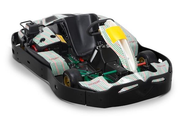 Tony Kart-Un partenaire de plus et un nouveau kart de location-2