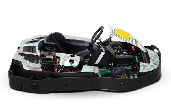 Tony Kart-Un partenaire de plus et un nouveau kart de location-3