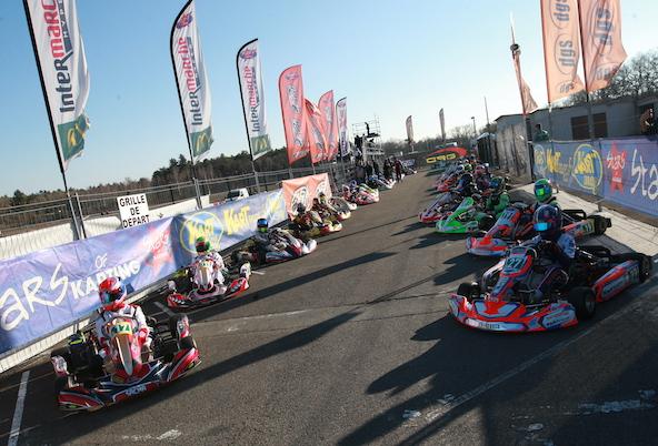 A Salbris pas d Open mais deux journees Karting les 20-21 fevrier