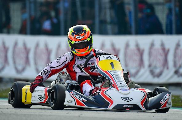 Gustavsson sur sa lancée de 2020. Un résultat toutefois à confirmer quand les pilotes KZ1 seront plus nombreux au départ...