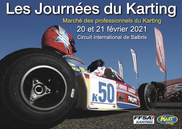 Les journées du Karting à Salbris (20-21 février): La plaquette