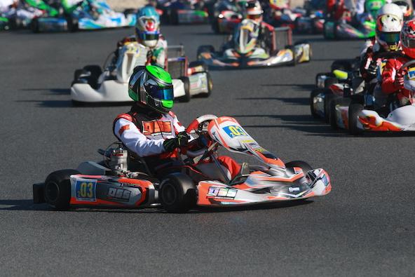 Les Journees du Karting a Salbris reportees