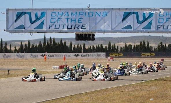 RGMMC presente le calendrier definitif de la Champions of the Future