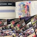 Un agenda-notebook by IAME distribué aux pilotes et professionnels