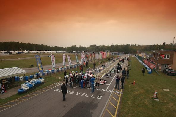 La Kart Cup a Anneville reportee aux 12 et 13 juin 2021