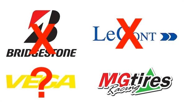 Stupeur a la CIK-FIA-Des MG faute de Bridgestone