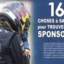 Trouvez des sponsors, avec le n°208 de Kart Mag !