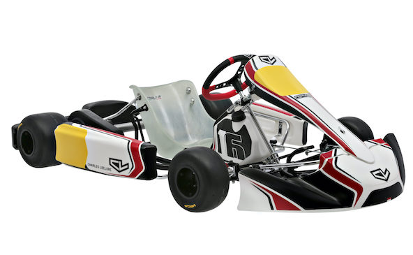 Un nouveau distributeur exclusif pour les chassis Charles Leclerc-1