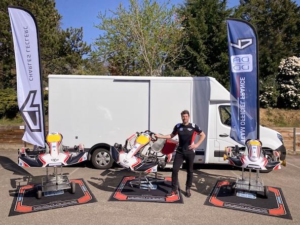 Un nouveau distributeur exclusif pour les chassis Charles Leclerc-3