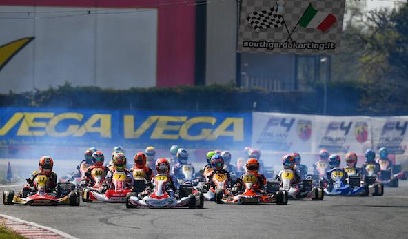Temps sec pour les manches de qualification, d'où Francesco Celenta () sortira leader (33). Il chutera d'entrée en finale