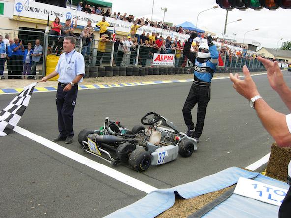 3-4 juillet-Le mythique circuit Alain Prost du Mans s ouvrira aux karts historiques