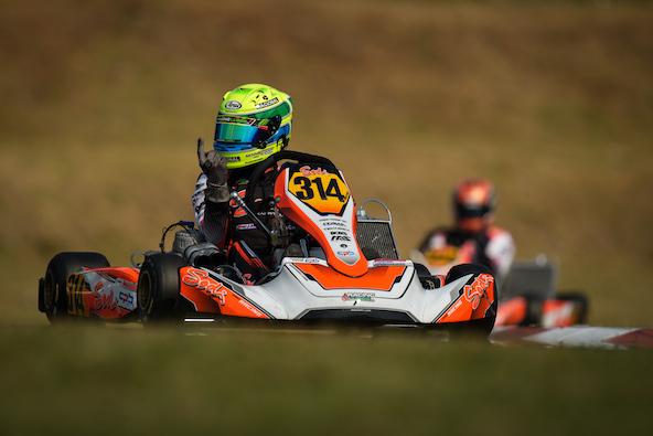Senna Van Walstijn (Sodi-TM-CPB Sport-Cedric Sport Motors)