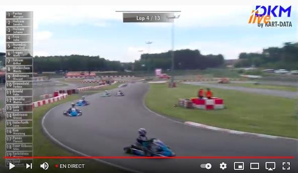DKM Wackersdorf-Le live Timing-Streaming et toutes les infos
