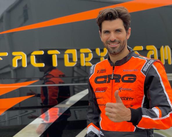 L ex pilote F1 Jaime Alguersuari confirmé au Championnat d Europe FIA Karting-1