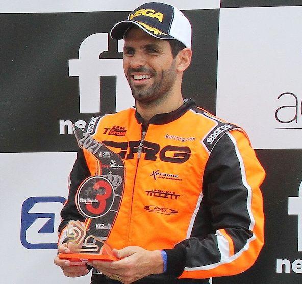 3e en Espagne