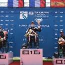 Morgan Lavaux domine le Trophée International Handikart 2021