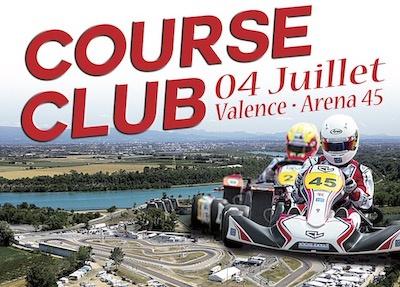Rendez-vous dimanche 4 juillet à l'Arena 45 de Valence