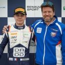 Retour en Karting pour Esteban au Trophée Kartmag entre 2 courses auto