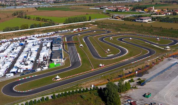 Après la Rok Cup en 2020, ce sera une première pour le circuit de Franciacorta (situé près de Brescia) en FIA Karting
