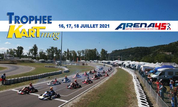 Le Trophee Kart Mag plus que jamais la course de reference