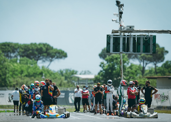 Photo FIA Karting / KSP Reportages