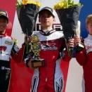 Trophée Kart Mag Cadet: Enzo Pintor domine la situation