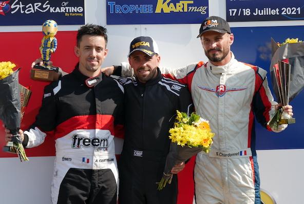 Trophée Kart Mag Mr-G: Retours gagnants pour Soulié et Chenillot