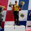 Trophée Kart Mag Nationale: Arthur Marcou à domicile