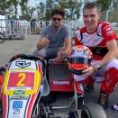 Trophée Kart Mag à Valence: Ambiances du vendredi…