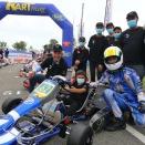 Une association aidant les enfants atteints de cancer au Trophée Kart Mag